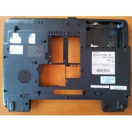 Plasturgie capot inférieur Toshiba A100 V000062800