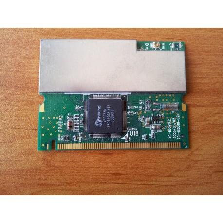Carte WIFI mini PCI XG-630 CK-403002