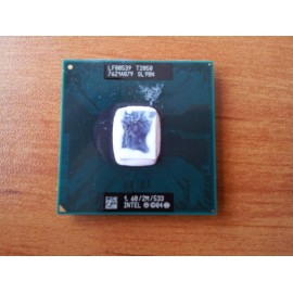 Intel Core Duo T2050 Sl9bn LF80539