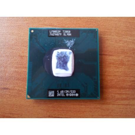 Intel Core Duo T2050 Sl9bn LF80539