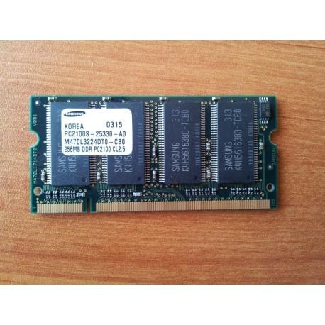 Samsung DDR 256MB 266MHz