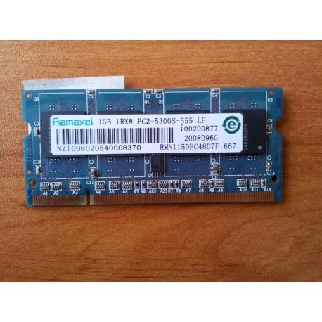 Ramaxel DDR2 1GB 666MHz 5300S