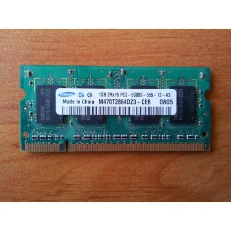Samsung DDR2 1GB 666MHz 5300S