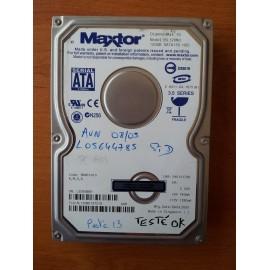Maxtor DiamondMax10 SATA 120 Gbytes 7200 tours 6L120MO