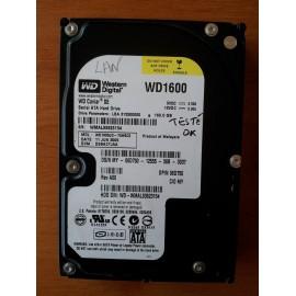 Western Digital 160 Gbytes SATA WD1600JD-75HBC0