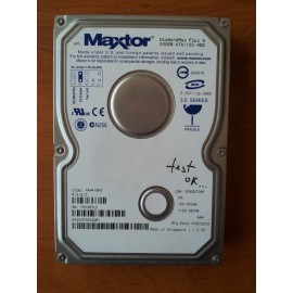 Maxtor DiamondMax Plus 9 IDE 200 Gbytes 7200 tours 6Y200P0062B1