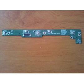 Panneau boutons HP ZE2000 34CT2SB0009