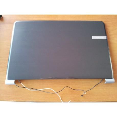 Plasturgie écran capot supérieur + Webcam Packard Bell Easynote LJ65 AP07C000H00